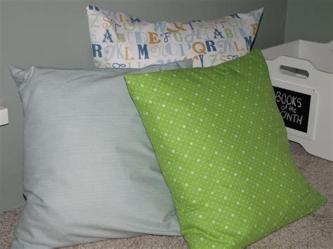 Reading Nook Pillows by Reading Nook Progress Easy Envelope Pillows Clean And