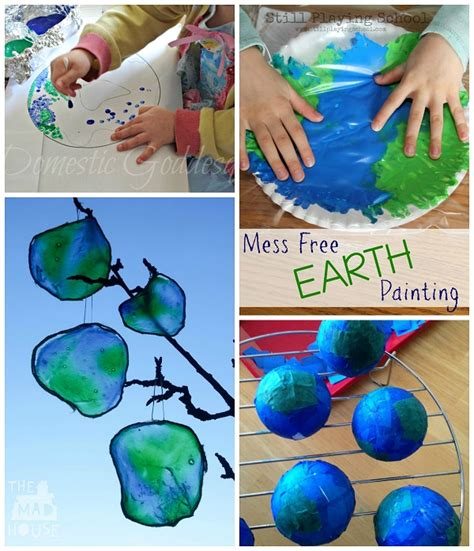 earth day craft projects handprint ornaments related keywords suggestions