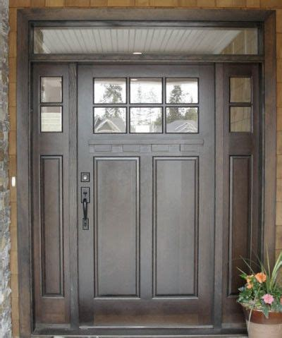 mahogany line traditional front doors vancouver
