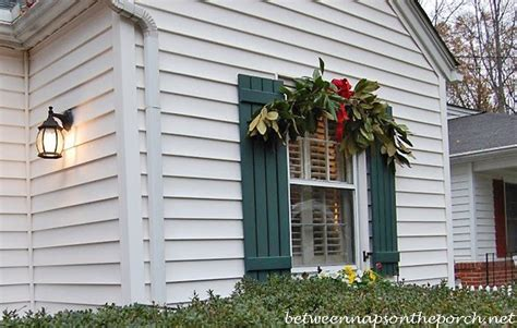 Ideas To Decorate Windows For by Decorating Ideas For Porches Doors And Windows