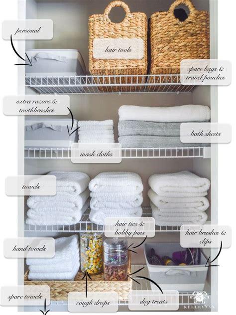 Organizing Bathroom Shelves » Home Design 2017