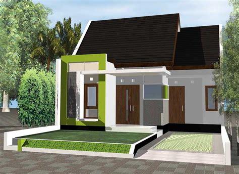 desain depan rumah natural ツ 52 desain rumah minimalis tak depan 1 lantai modern