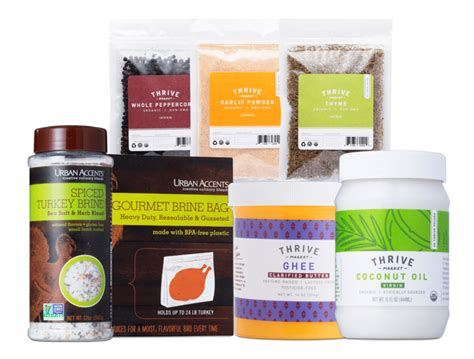 Thrive Market Gift Card - great holiday gift ideas from thrive market