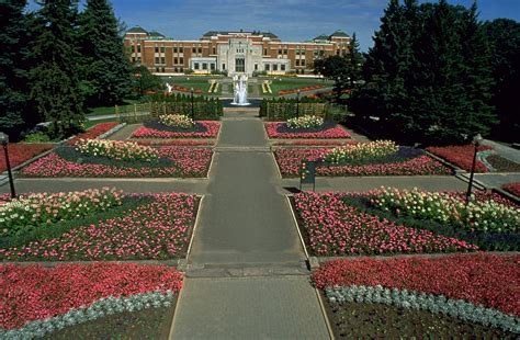 Montreal Botanic Gardens Montreal Canada Botanical Garden