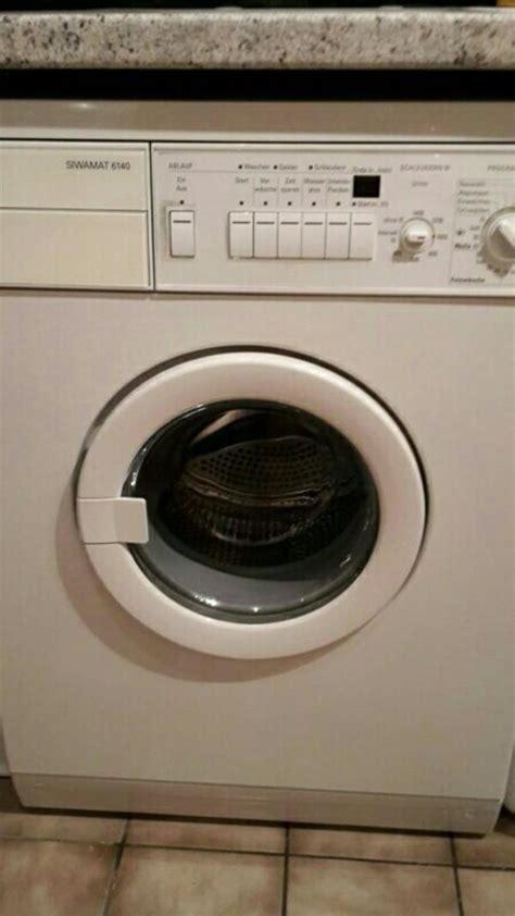 siemens siwamat xl 1480 6818 waschmaschine siwamat kleinanzeigen haushaltsger 228 te