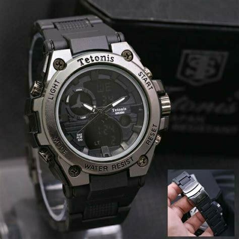 Jam Tangan Pria Tetonis 7 jam tangan pria tetonis original garansi 1 tahun shopee