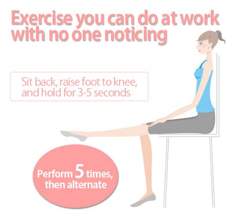 5 tips to keep from getting from by sitting around to
