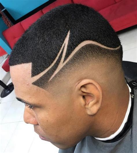 Black Men Fade Haircut Designs   newhairstylesformen2014.com