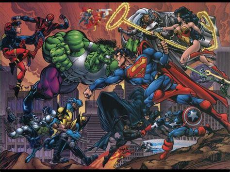 the mystic la historia de los crossovers marvel dc