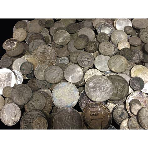 10 ounces of silver 10 ounces 64 silver world coins golden eagle coins
