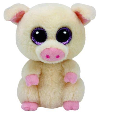 beanie boo beanie boo piggley the pig mr toys toyworld