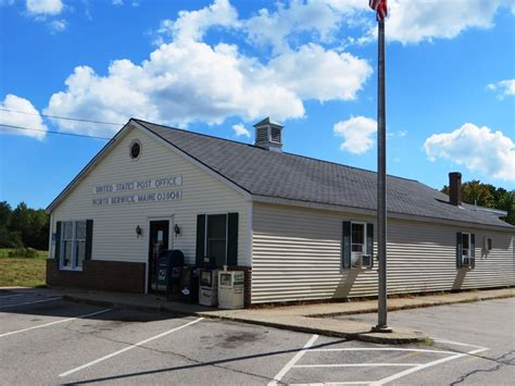 Sanford Maine Post Office by Berwick Maine An Encyclopedia