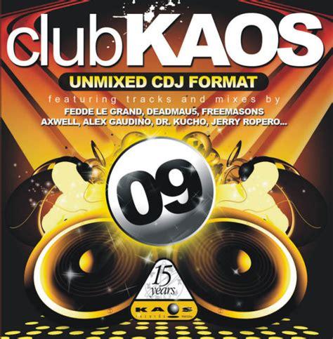 club kaos 09 loja da musica
