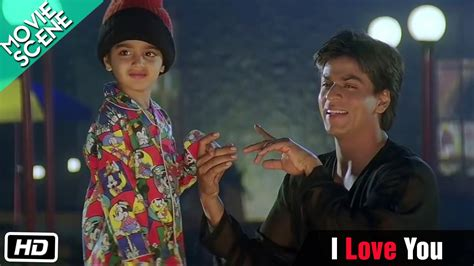 biography of movie kuch kuch hota hai i love you movie scene kuch kuch hota hai shahrukh