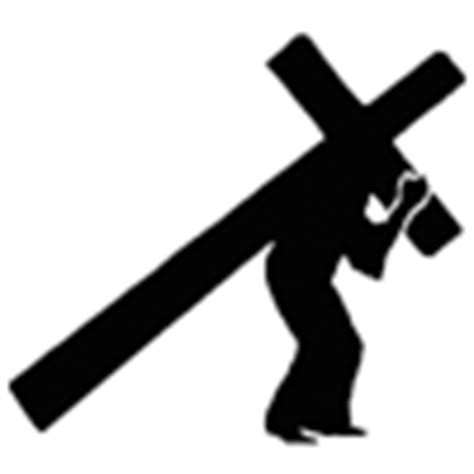 Free Religious Stencils Crosswalk Paint Template