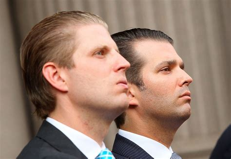 Donald Trump Junior | can donald jr and eric trump really run the family