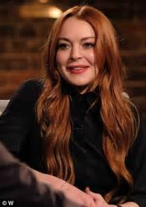 Lindsay Leaves Ex With A Lasting Impression by Lindsay Lohan S Relationship With Ex Was Like Parents