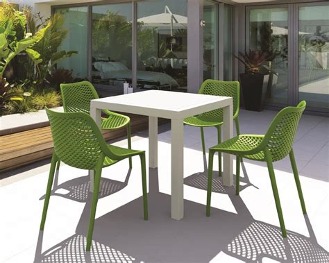 Green Plastic Garden Table Uk Chairs Seating Green Patio Table
