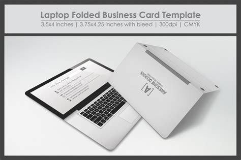 Folded Business Card Template Photoshop by 10 Premium Modern Card Templates Premiumcoding