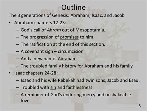 session 03 testament overview genesis 12 50