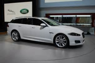 Jaguar Xf Sportbrake Usa 2016 Jaguar Xf Sportbrake Pictures Information And