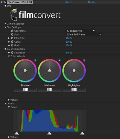 filmconvert workflow rubber monkey filmconvert pro v2 36 for after effects