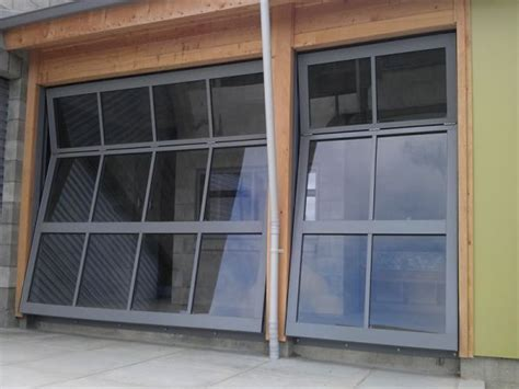 Folding Garage Door by Folding Doors Bi Folding Doors Nz