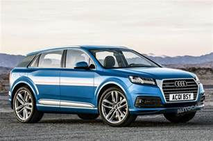 new audi q1 to lead suv surge from vw autocar