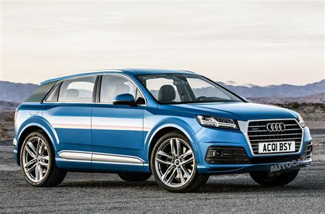 Q1 Audi by New Audi Q1 To Lead Suv Surge From Vw Autocar
