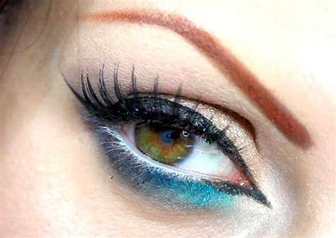 tutorial eyeliner in penna tutorial trucco con palette zoeva love is a story beautydea