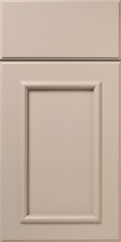 Applied Molding Cabinet Doors Applied Molding Cabinet Door In Warm Light Gray Finish Walzcraft