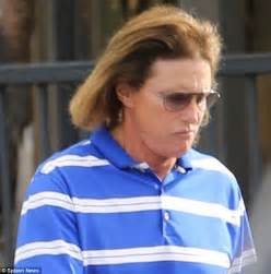 bruce jenner hair bruce jenner debuts thick volumnised bouffant daily mail