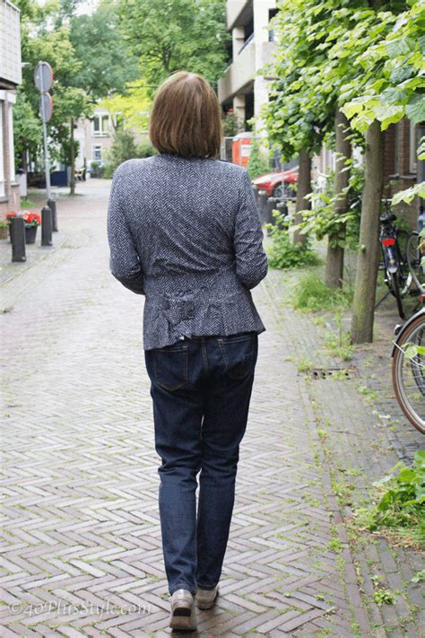 make them hips swing goofing around in casual chic in the netherlands