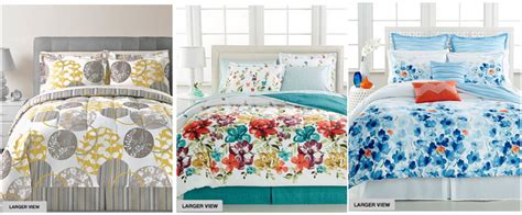 bedding sets on sale macy s 8 bed in a bag sets only 42 49 each