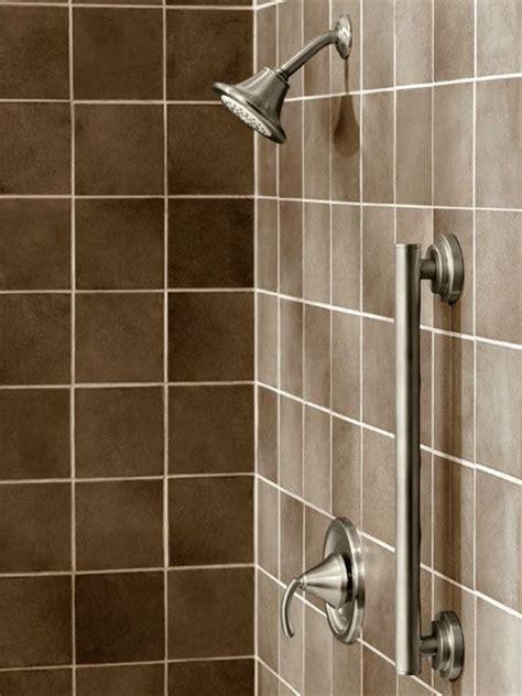ada bathroom fixtures 25 best ideas about grab bars on ada bathroom