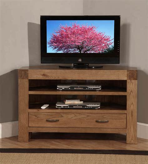 santana oak corner tv cabinet 50 collection of solid wood corner tv cabinets tv stand
