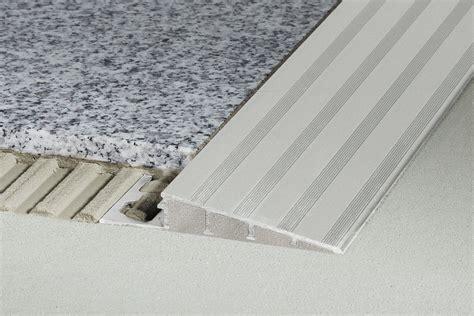 ausgleichsschiene parkett fliese schluter 174 reno r k sloped transitions for floors