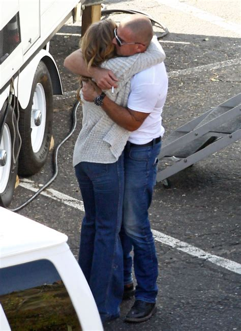 Dominic Set Vg 1 dominic purcell photos photos annalynne mccord s special on set visit from dominic purcell