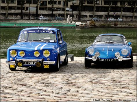 Renault Alpine A110 1600s Renault 8 Gordini Alpine A110 1600s Coches Clasicos De Hoy