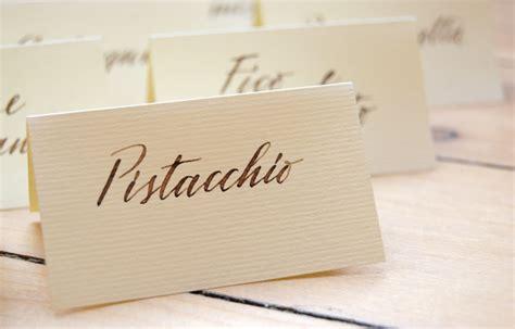 The Gusti Lover confettata cartellini ed etichette letters