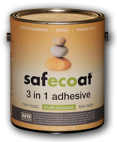 3 low toxicity paints afm safecoat 3 in 1 adhesive non toxic low odor tile