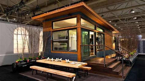 pictures modern prefab houses  canadian makers
