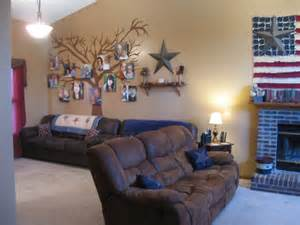 Country Decorations For Bedroom My Americana Living Room For The Home Pinterest