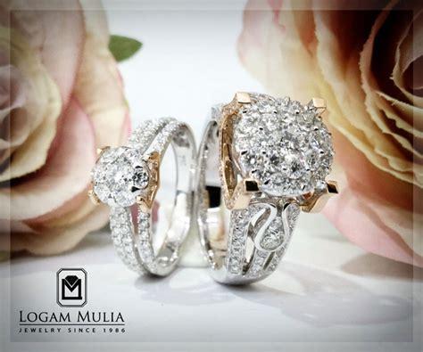 Tuafi Anting Cantik Anting Manis Anting Pesta Anting Korea jual cincin berlian wanita arw imr0621 dtte logammuliajewelry