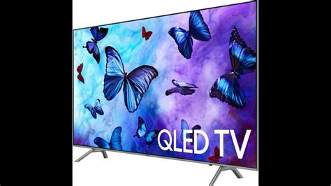 samsung qn82q6fn flat 82 qled 4k uhd 6 series smart tv 2018