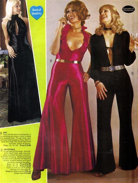 The Tacky Splendor Of Sleazy Disco Fashion Catalogs
