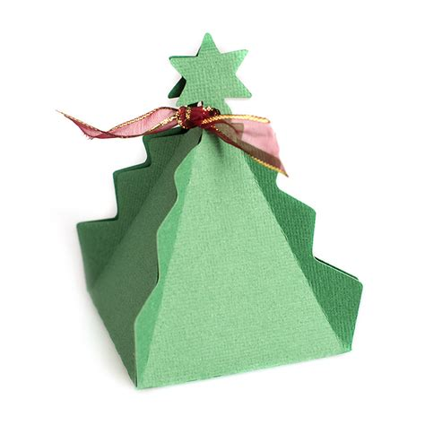 weihnachtsbaum dose one tree favor box free svg dreaming tree