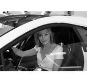 Lotus Esprit Concept Car With Sharon Stone La Auto Show