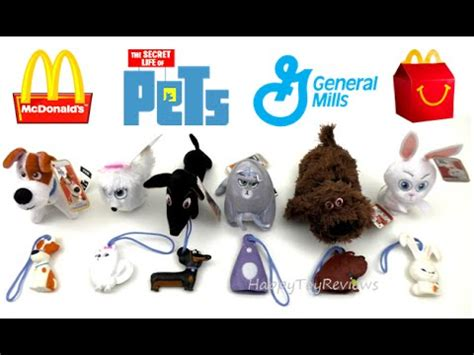 7 Secret Facts About Toys by 2016 The Secret Of Pets General Mills Cereals