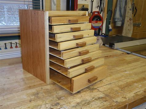 woodworking shop projects shop project 8 8 tray saw blade holder by